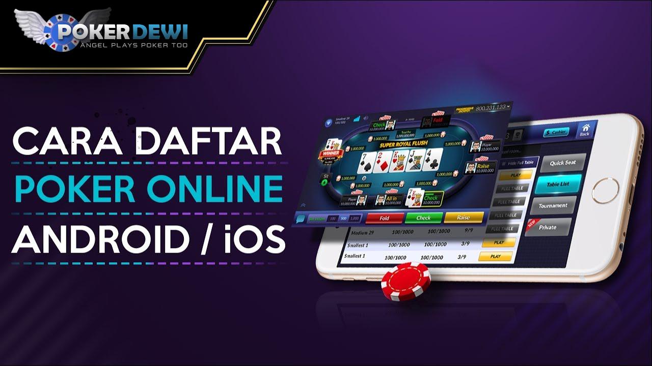 Cara Daftar Poker Online Terbaru