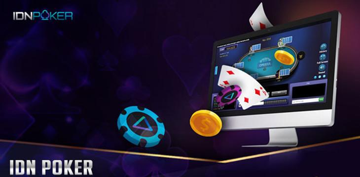 Mainkan Poker Online Di Situs IDN Poker Dan Menangkan Jackpotnya!