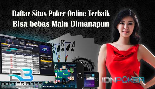 Kumpulan Daftar Situs IDN Poker Terbaik Dan Terpopuler di Tahun Ini